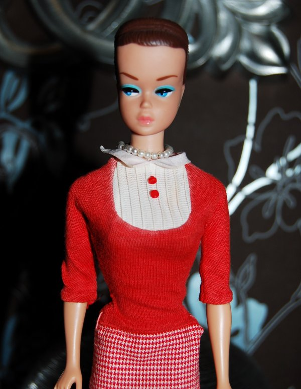barbie tenue student teacher  #1622  1965-66