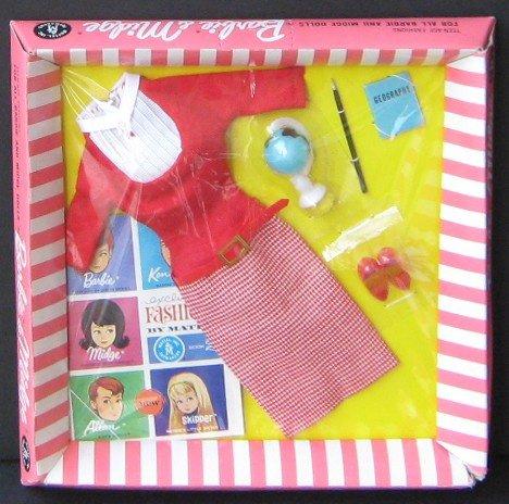 barbie tenue student teacher  #1622  1965-66
