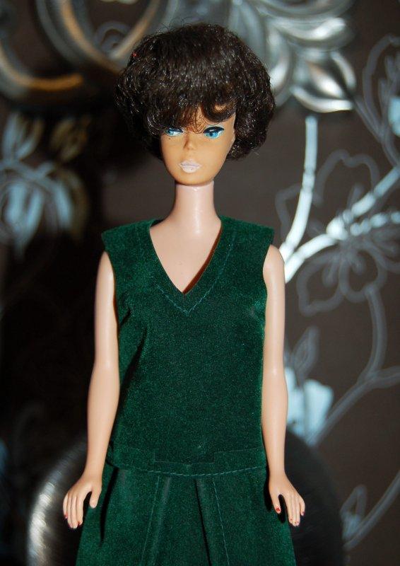 barbie tenue sorbonne  #1679  1967