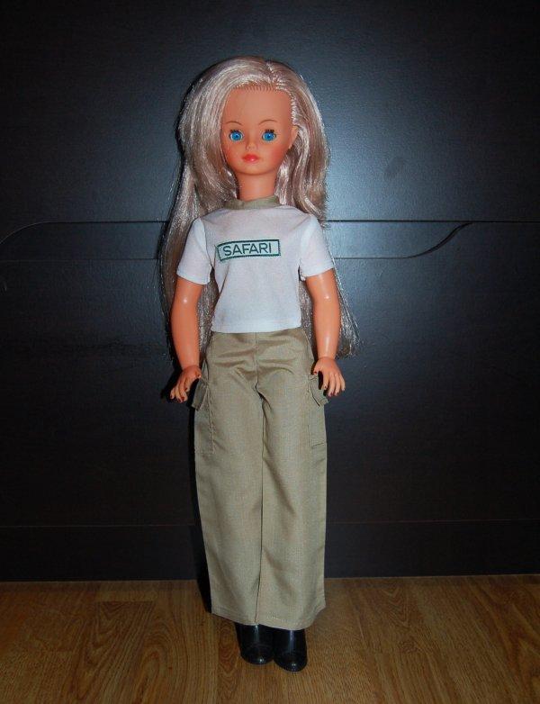 cathie tenue safari  1979