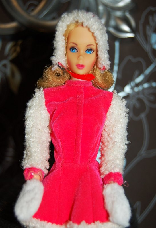 barbie tenue skate mates  #1793  1970-71