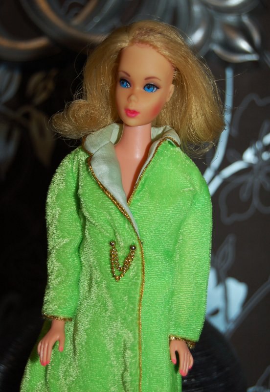 barbie tenue velvet venture  #1488  1969-70