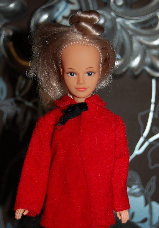 tressy tenue coktail 1979