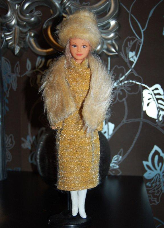 tressy tenue élégance 1980