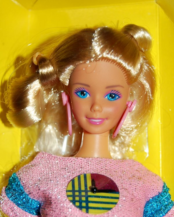barbie funtime 1987