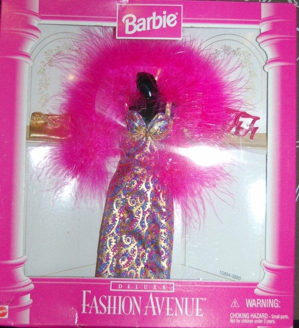tenue barbie FA deluxe  #14307  1996