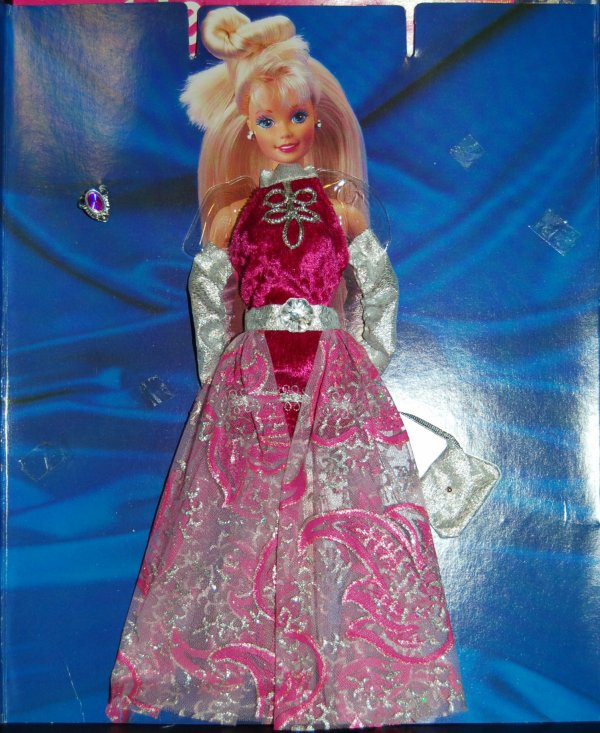 tenue barbie haute couture  # 10772  1993
