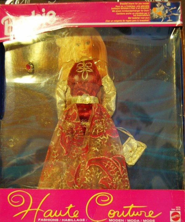 tenue barbie haute couture  # 10772  1993