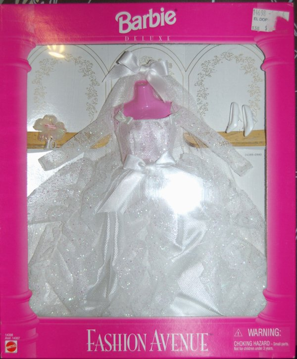 tenue barbie  #14398  1995