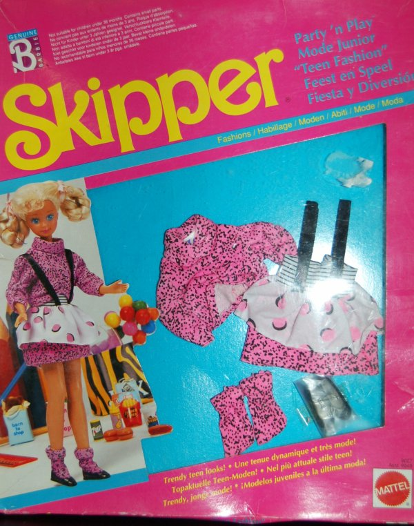 tenue skipper  #9027  1990