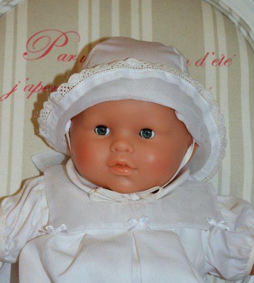 corolle bébé amour baptême 52 cm  2000