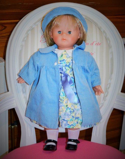 Corolle Marielle pimpante 1988  42 cm
