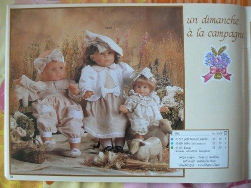 Corolle petit bambin naturel 1996  30 cm