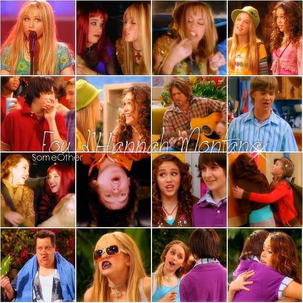 . Saison 1 épisode 2 : Fou d'Hannah Montana  .