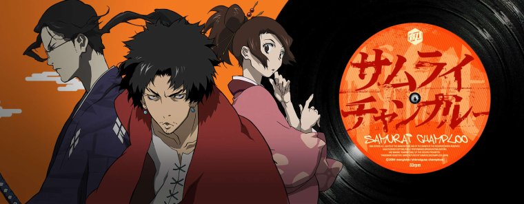 Article n°1 - Samuraï champloo