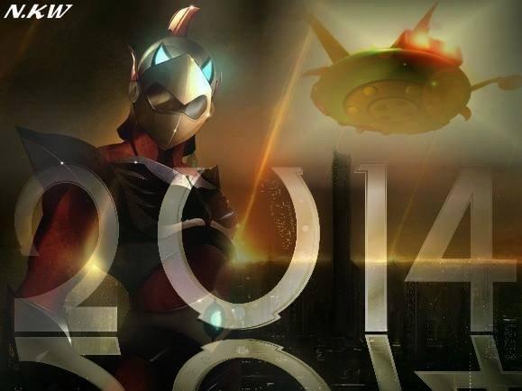 creation goldorak special 2014