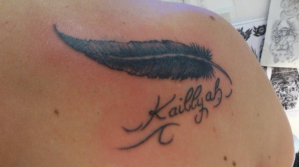 mon 2eme tatoo