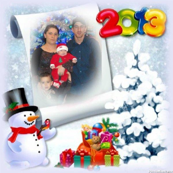 bonne annee 2013 a vous mais amis