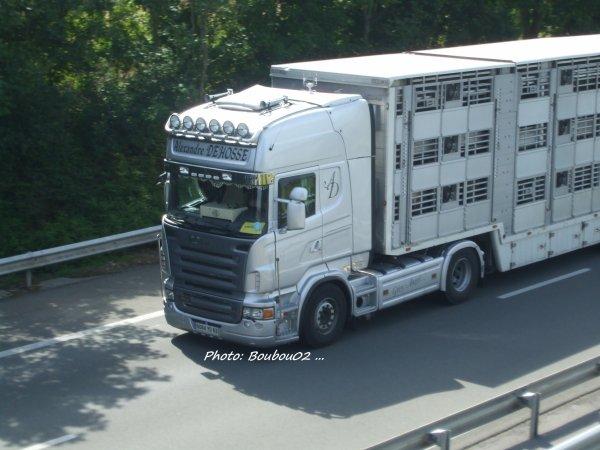 345 - Scania R 500 V8
