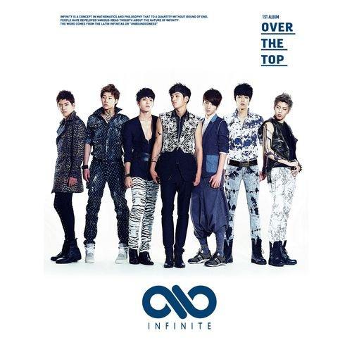 Over The Top / INFINITE - 내꺼하자 (Be Mine) (2011)