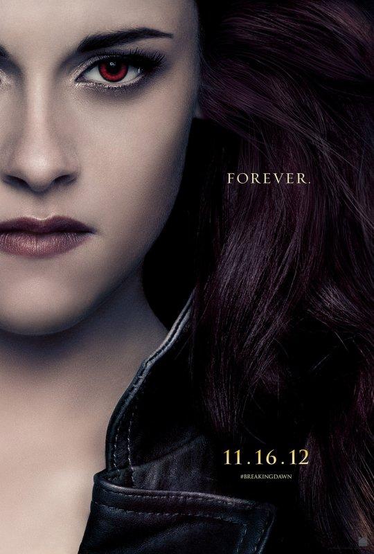 Affiches de Twilight 4 partie 2 dévoilé !