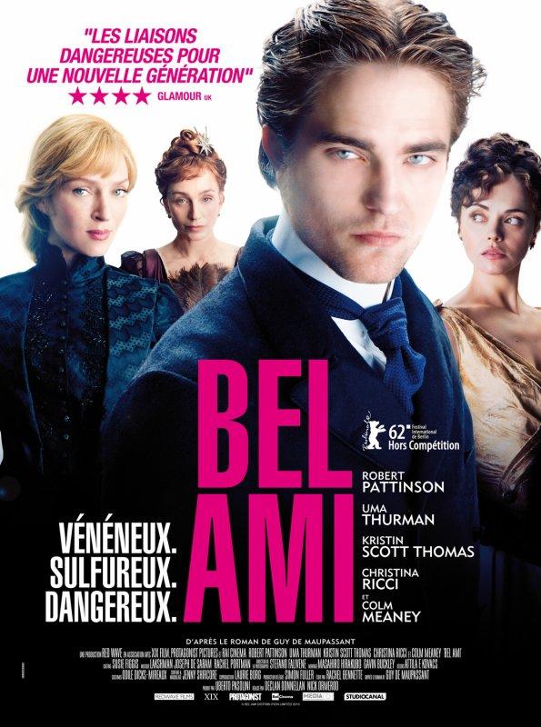 Sorti de Bel Ami au cinéma