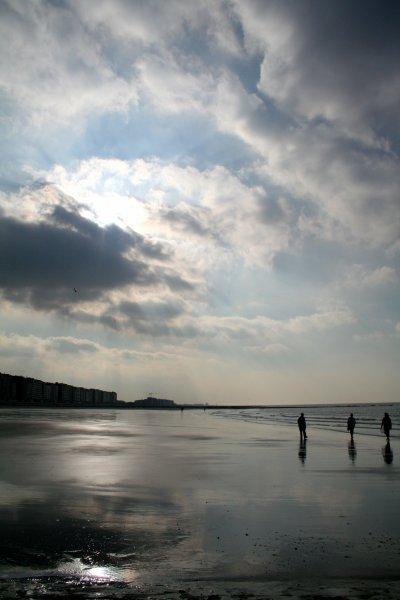 12 avril 2009 (music : Kylie MInogue Confide me) Photo: La côte belge by me, (novembre 2008)