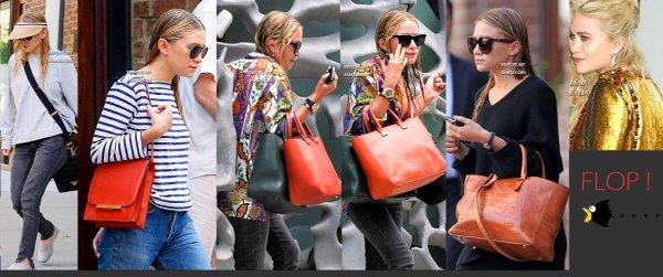 Lundi 22 août 2011 - 21h10 (Photos: Ashley et Mary-Kate Olsen)