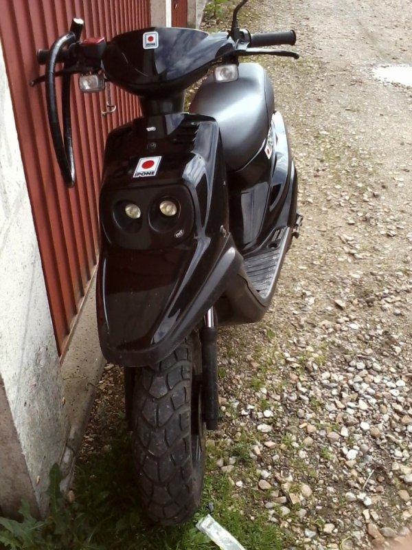 mon sccooter