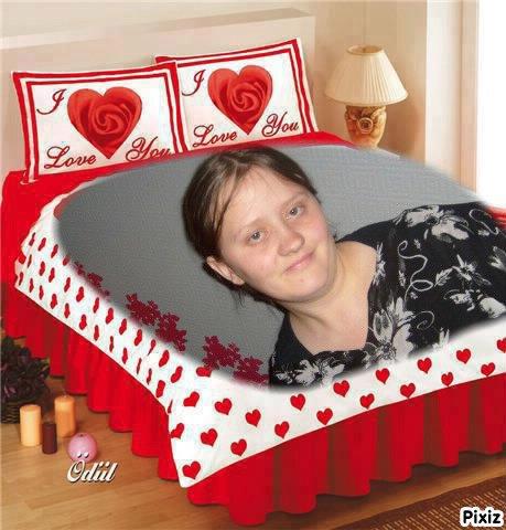 qui veut le méme lit ?