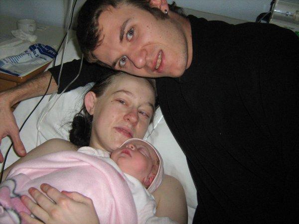Mes enfants et ma petite Fille