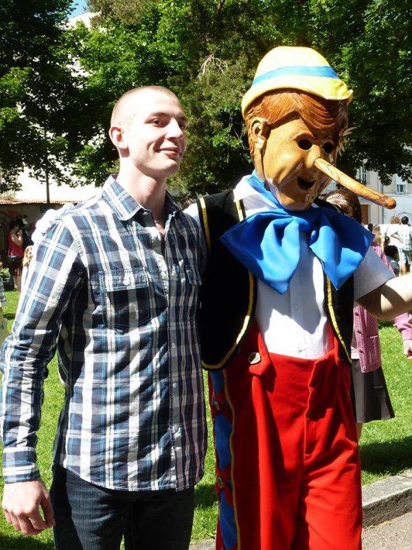 Pinocchio et Moi ...