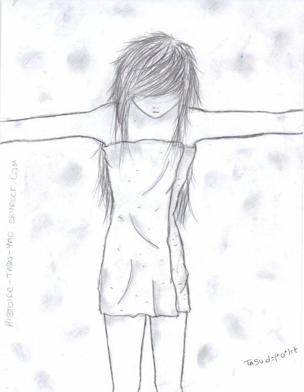 Chapitre  : D'une fille à un garçon.