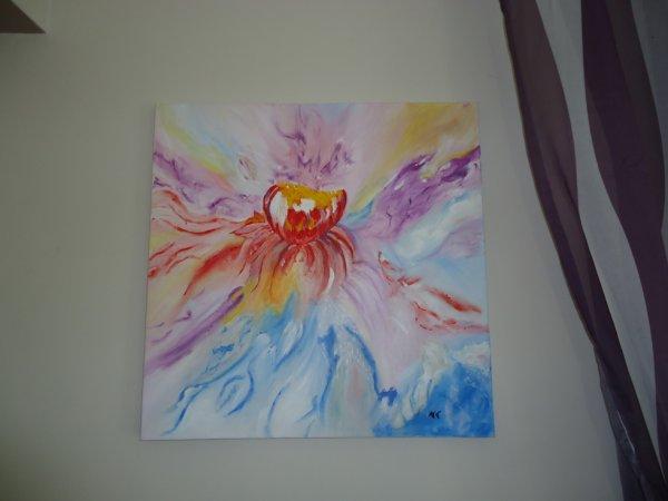 Fleur Abstrait