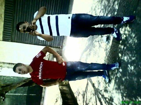 moi   avec ami