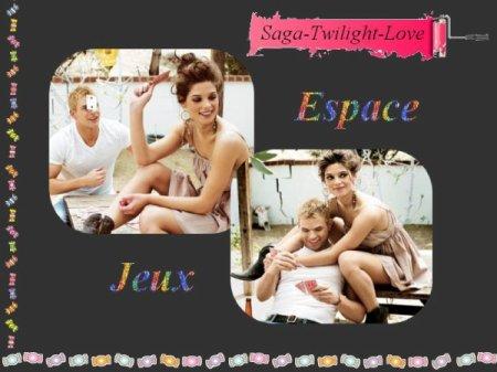 """""""Espace jeux"""""""