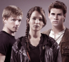 hunger games Katniss, Peeta et Gale