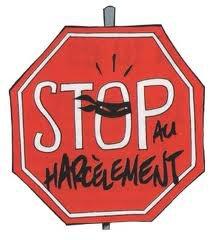 STOP AU HARCÈLEMENT C'EST URGENT