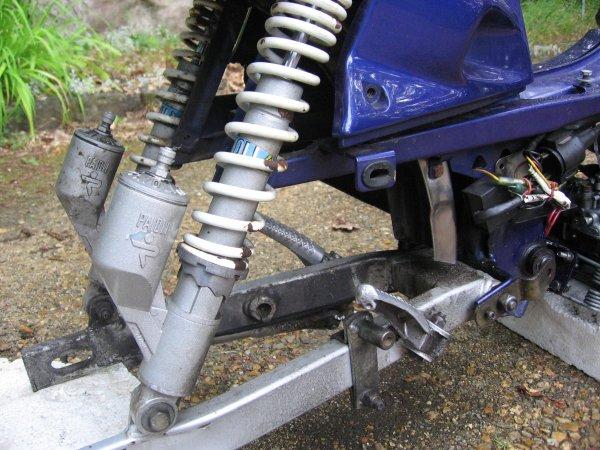 Viper's blue NU71