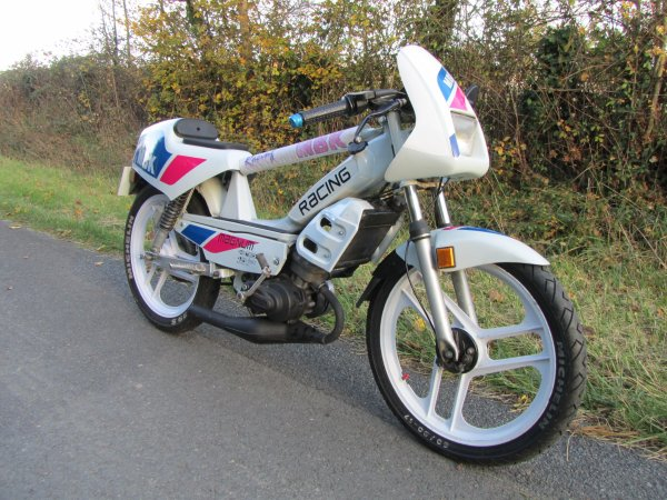 MBK 51 Magnum racing phase 1 CW NLN 1991