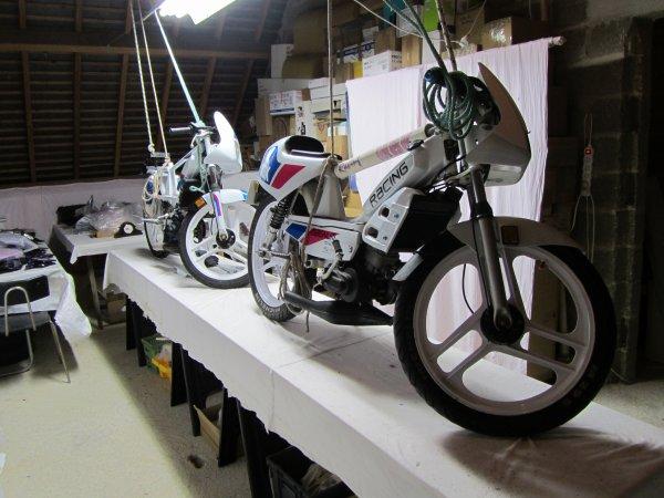 MBK 51 Magnum racing phase 1 CW NLN 1989