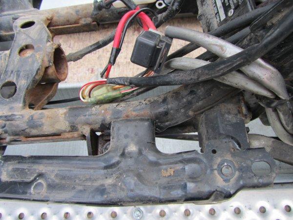F1 assistance Bridgestone CW50RS