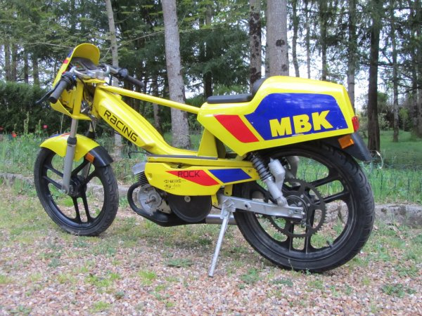 MBK 51 Sophia Yellow NLM1