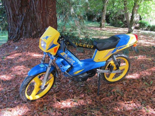 PEUGEOT 103 RCX LC T055 1997