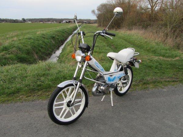 Motobécane 51SU White Horse 1982