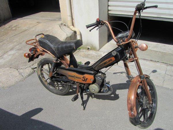 Motobécane 51 Copper Black 1982