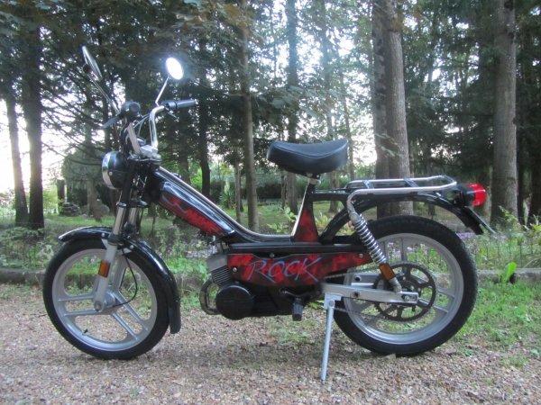 MBK 51 Hard Rock 1995 NM53