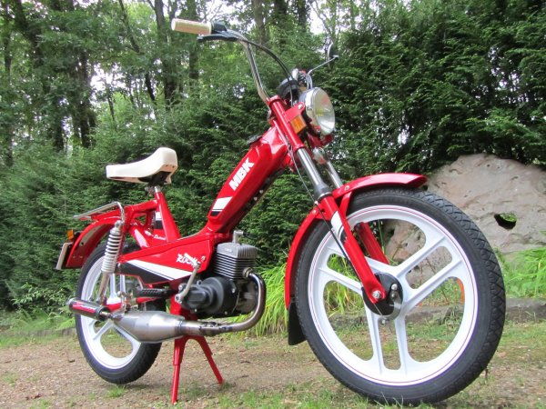 MBK 51 Rock Red 1988