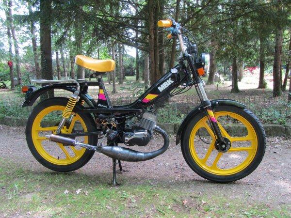 MBK 51 Magnum NL15 1988