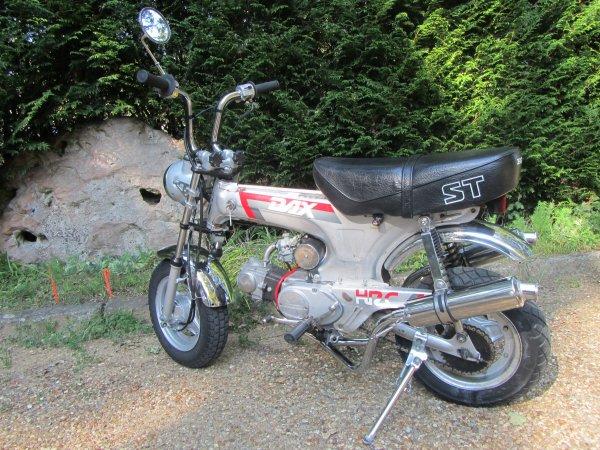 HONDA Dax ST70A 1988